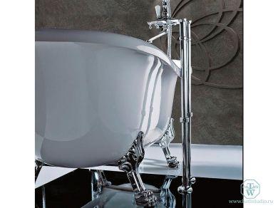 Ванна Tiffany World TW176 bi/cr