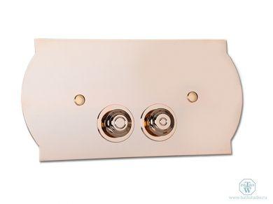 Tiffany World TW 300.4 Панель смыва, кнопочная
