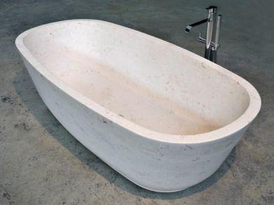 Antonio Lupi BAIA Ванна овальная 185х90см