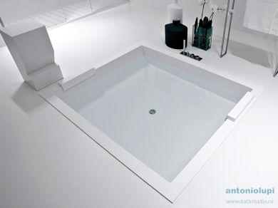 Antonio Lupi Biblio XL Ванна 186x160см