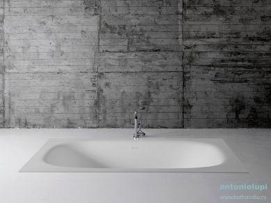 Antonio Lupi SARTORIALE MAXI Ванна 200х140см
