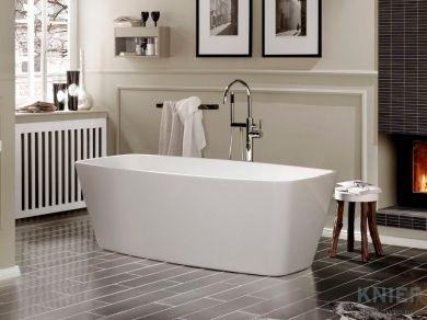 Акриловая отдельностоящая ванна Knief Cube 170х80