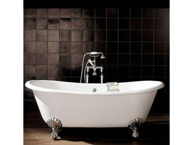 Чугунная ванна на ножках Devon Devon Admiral 182х81