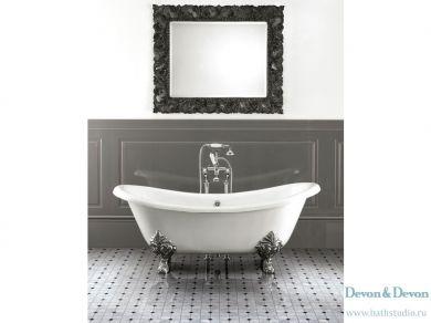 Чугунная отдельностоящая ванна Devon Devon Cherie 169х76