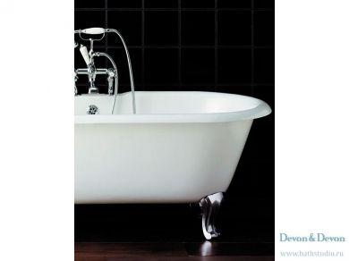 Devon Draycott Чугунная ванна 170х79см