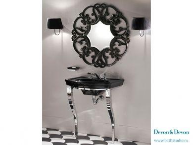 Devon&Devon Marlene Консоль с раковиной New Etoile 70х53см