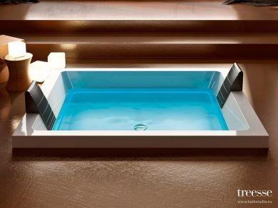 Акриловая ванна Gruppo Treesse Dream 200х160