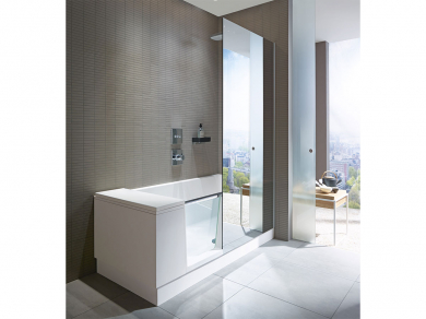 Ванна Shower + Bath 700404 с зеркалом