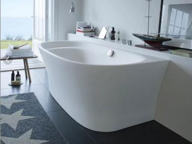 Ванна пристенная Duravit CAPE COD 190x90см