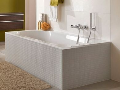 Квариловая ванн Villeroy&Boch Oberon 180х80