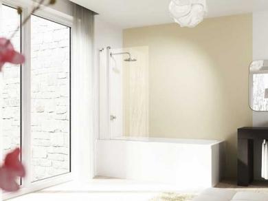 Шторка для ванны Huppe Design 115