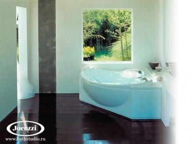Угловая ванна Jacuzzi Celtia 150х150см