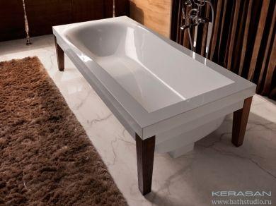 Kerasan Bentley 3950 Отдельностоящая ванна 180x80см