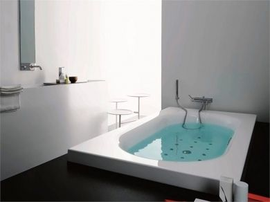Ванна встраиваемая KOS KAOS 1 185х100см