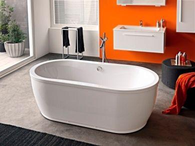 Овальная акриловая ванна Kolpa San Libero 180х90