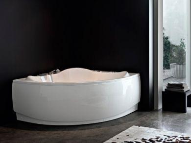 Угловая акриловая ванна Kolpa-san Loco 150x150