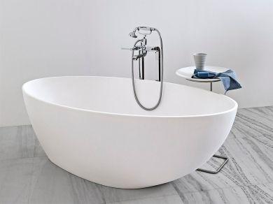 Ванна отдельностоящая овальная KOS MUSE 170x85