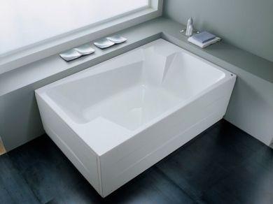 Большая акриловая ванна Kolpa-san Nabucco 190х120