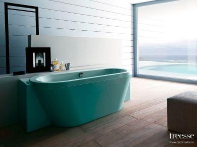 Овальная ванна Gruppo Treesse Playa 180x70см