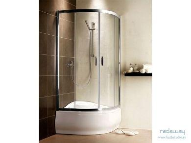 Душевой уголок Radaway Premium Plus A 1700 120x90см