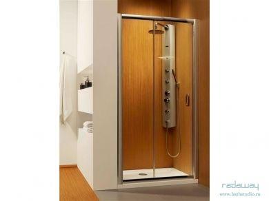 Душевая дверь 100см Radaway Premium Plus DWJ 100 33301