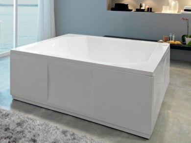 Прямоугольная акриловая ванна Kolpa San Samson 180х160