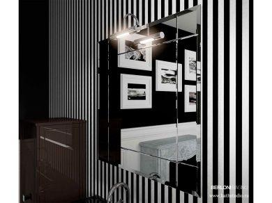 Зеркало Berloni Bagno Venezia 80х80см