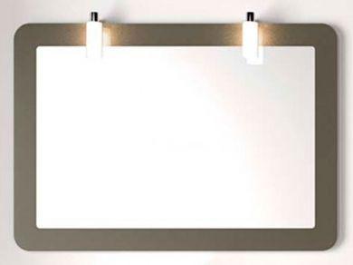 Зеркало Berloni Bagno 82х60см