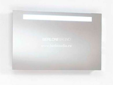 Зеркало с подсветкой Berloni Bagno 80х63см