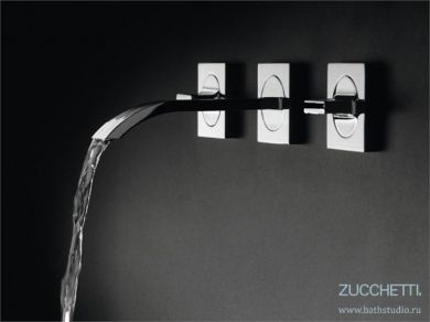 Смеситель Zucchetti Aguablu ZA5699